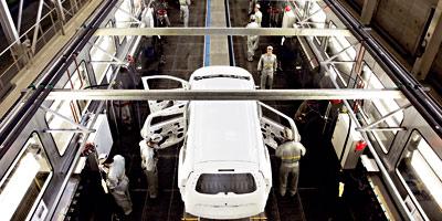 Les salariés de l'usine Renault Tanger haussent le ton