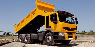 Berliet devient Renault Trucks Maroc