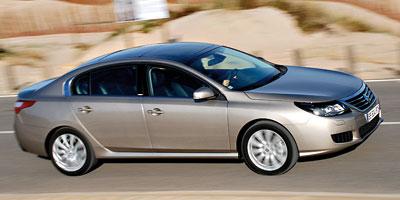Test drive de la Renault Latitude V6 essence