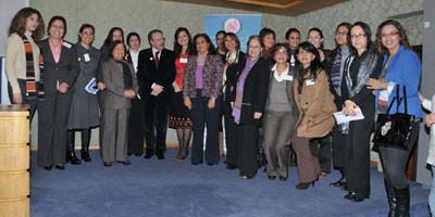Le Réseau de femmes pour le networking multiplie les partenariats pour encourager le mentoring