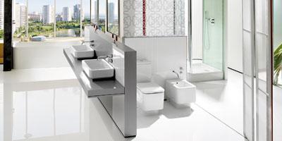Roca propose une nouvelle collection pour salles de bains for Roca salle de bain