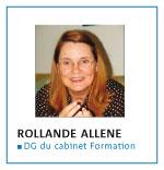 Rollande Allene : Â«Des responsables communaux bien formés prendront plus facilement des décisions»