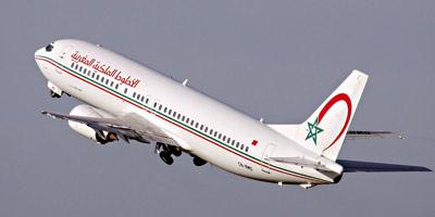Royal Air Maroc augmente ses fréquences  régionales en juin