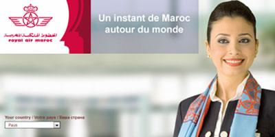 Royal Air Maroc recrute des hôtesses et Stewards subsahariens