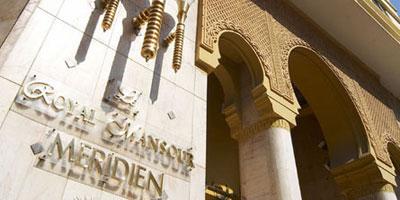 Trois morts dans un accident d'ascenseur à l'hôtel Royal Mansour à Casablanca