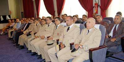 Installation des nouveaux agents d'autorité dans plusieurs régions du Royaume