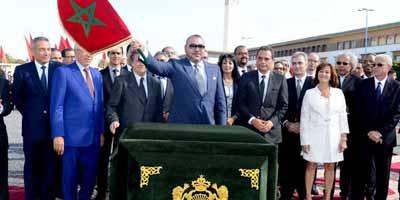 Lancement des travaux du Grand Théà¢tre de Casablanca