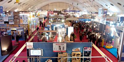 SIB 2012 : Plus de 600 exposants et 130 000 visiteurs attendus