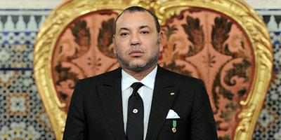 L'hommage de SM le Roi Mohammed VI à Mandela