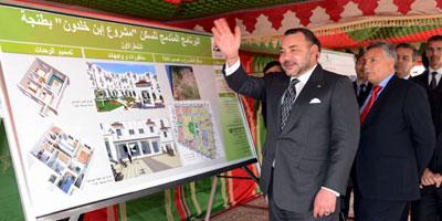 Tanger : 330 millions de dirhams pour le projet immobilier intégré Ibn Khaldoune.