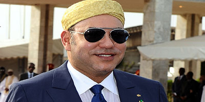 Sa Majesté reçoit à Tanger SAR le Prince Bandar Ben Khaled Al Fayçal
