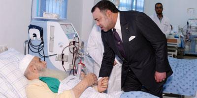 Inauguration de deux projets médico-sociaux dans les villes de Fnideq et Tétouan