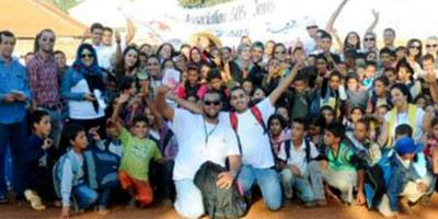 SOS jeunes organise une soirée pour récolter les dons et réaménager une école à Mohammedia