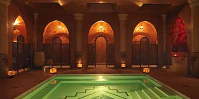 Marrakech, capitale internationale des spas et de bien-être