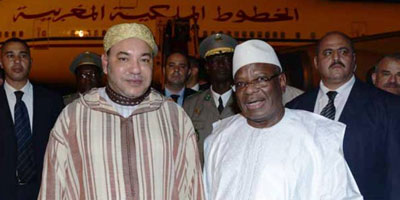 Le Maroc va dédier une unité de production d'engrais à l'Afrique