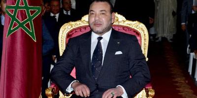 SM le Roi inaugure le nouvel aéroport de Beni Mellal