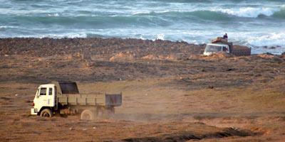 La liste des agréments d'exploitation des carrières de sables vient d'être dévoilée