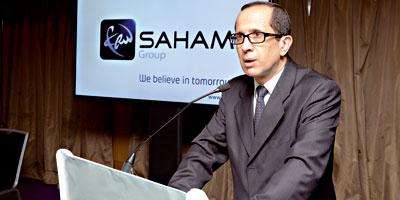 Nouvelle architecture de marques chez Saham Group