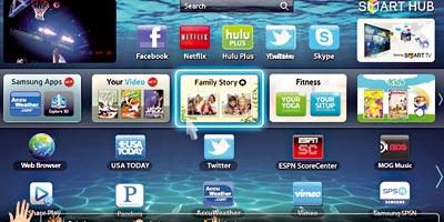 Samsung : la télé contrôlable par la voix et les mouvements de la main dès le mois d'avril au Maroc