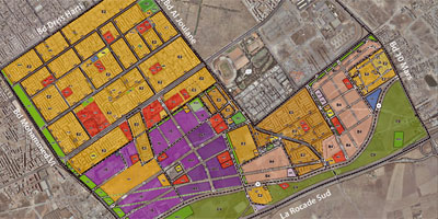 Sbata : la zone des ferrailleurs sera transformée en jardin public