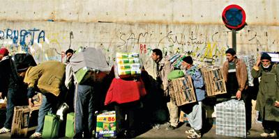 Recrudescence de la contrebande en provenance de Sebta et Mellilia