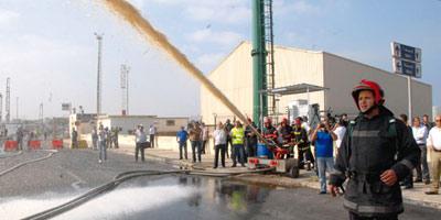 L'ANP teste sa réactivité au port de Mohammédia