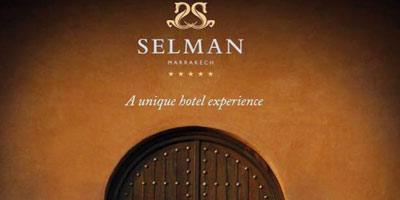 Selman Marrakech, sacré meilleur hôtel d'Afrique en 2013