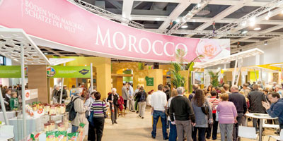 Belle prestation marocaine à la Semaine verte de Berlin