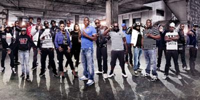 Mawazine à l'heure du rap français : Sexion d'Assaut en concert le lundi 27 mai 2013
