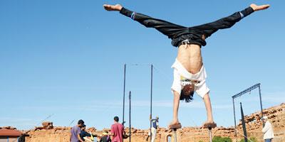 Shems'y, ou l'émergence du premier cirque contemporain marocain
