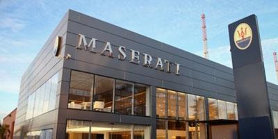 Maserati Maroc veut vendre 100 unités en 2014