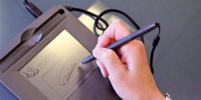 Signature électronique : peu d'engouement de la part des entreprises
