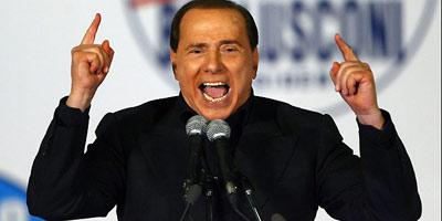 Condamnation de Silvio Berlusconi à un an de prison dans une affaire d'écoutes téléphoniques