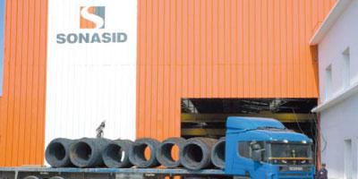 Sonasid s'attend à un «net retrait» de ses résultats financiers à fin juin 2015