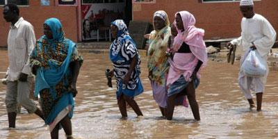 Soudan : 39 morts dans des inondations