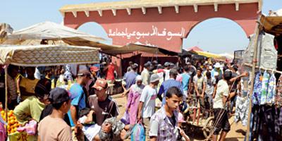 Comment un souk à Moulay Bousselham est devenu le vecteur économique d'une localité rurale