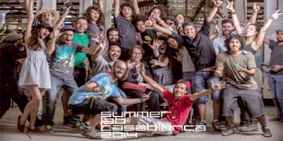 SummerLab : c'est encore l'été à Hay Mohammadi