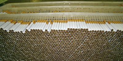 Saisie de 3 260 paquets de cigarettes de contrebande au port de Tanger ville