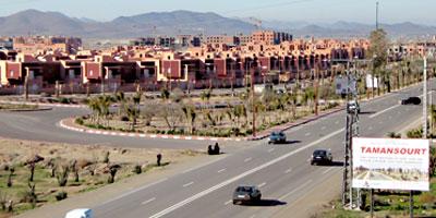 Près de 1,5 milliard de DH pour renforcer  les infrastructures de Tamansourt