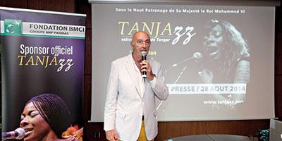 Philippe Lorin : «le public rajeunit au Tanjazz !»