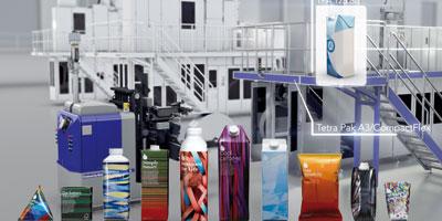 Tetra Pak: 60 ans d'existence et plus de 2 milliards d'emballages produits par an au Maghreb