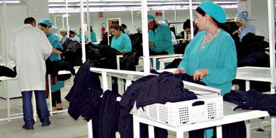 Malgré une baisse à fin juillet, les textiliens prévoient pour cette année le même niveau d'exportations qu'en 2011