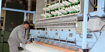 L'amont textile étouffé par les importations en sous-facturation et la contrebande, selon les industriels
