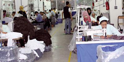 Textile : 24 milliards de DH d'exportations à fin septembre, 3 milliards de moins qu'il y a un an