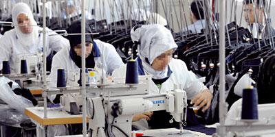 Le textile marocain n'arrive pas à franchir la barre des 30 milliards de DH à l'export