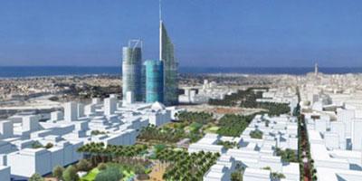 Tour de 114 étages à Casablanca, une rumeur selon l'AUDA