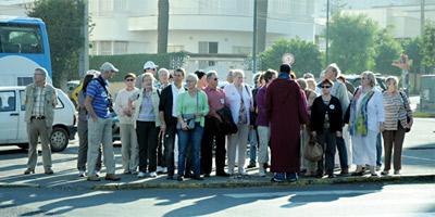 Le ministère du tourisme veut sonder les touristes internes