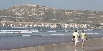 Tourisme à Agadir: Hausse de plus de 18% des arrivées en juillet