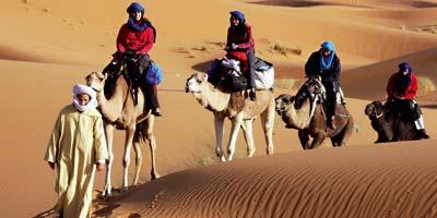 Tourisme au Sahara : ces milliers de nuitées qui échappent aux statistiques officielles