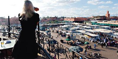 Tourisme : Marrakech confirme la reprise